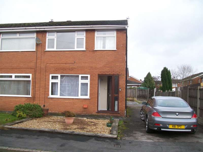 3 Bedrooms House for sale in Tregaron Grove, Hindley Green, Wigan, Greater Manchester, WN2