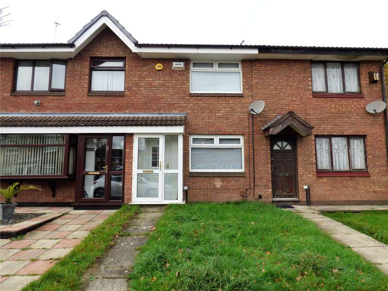 2 Bedrooms Terraced House for sale in Pinewood Avenue, West Derby, Liverpool, Merseyside, L12
