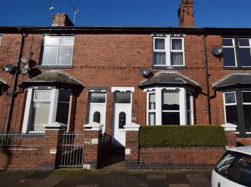 4 Bedrooms Terraced House for sale in Oxford Street, Barrow-in-Furness, Cumbria