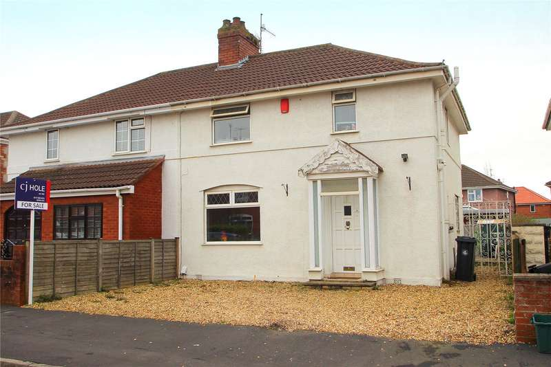 3 Bedrooms Semi Detached House for sale in Dampier Road Ashton Bristol BS3