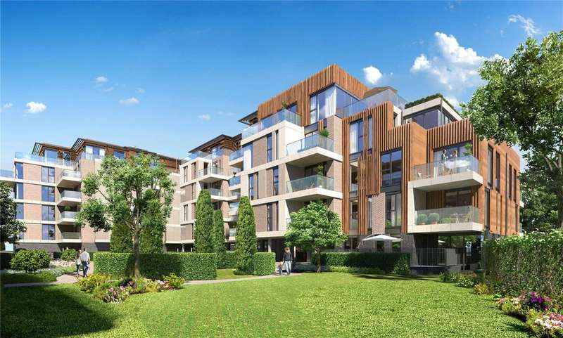 3 Bedrooms Flat for sale in Quebec Quarter, Quebec Way, London, SE16