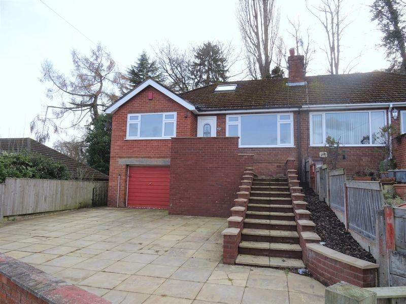 4 Bedrooms Semi Detached House for sale in Windsor Avenue, Wrexham