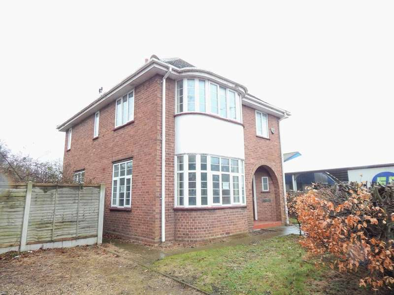 3 Bedrooms Detached House for rent in Norwich