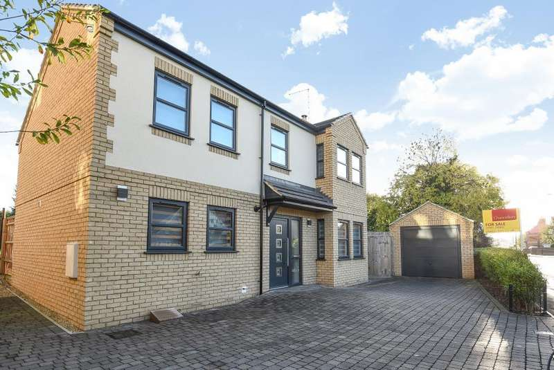 3 Bedrooms Detached House for sale in Cowley Road, Oxford, OX4