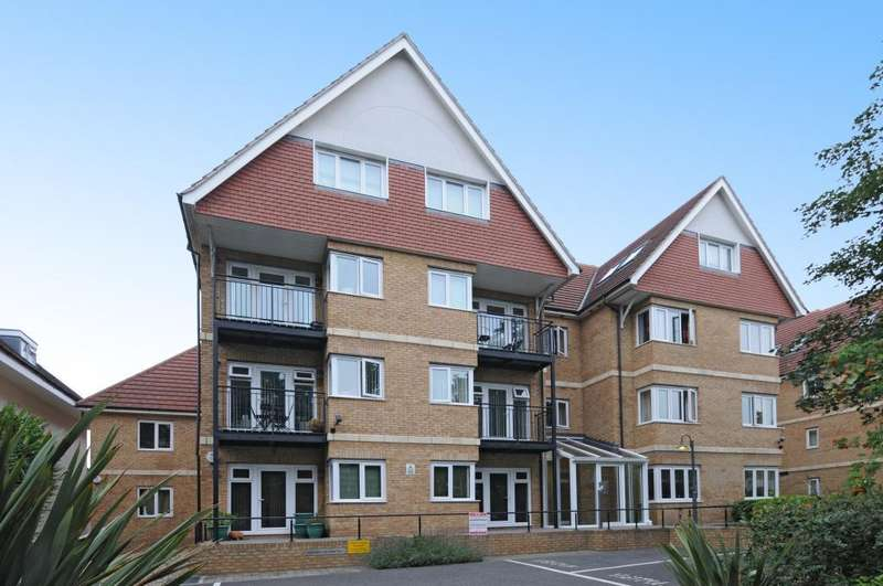 2 Bedrooms Flat for sale in Hendon Lane, Finchley N3, N3