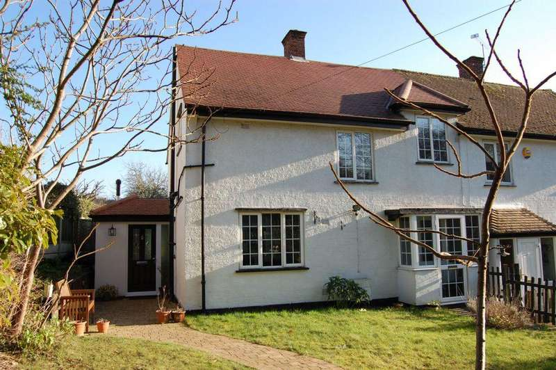 3 Bedrooms Semi Detached House for sale in Graylands, Loughton Lane, CM16