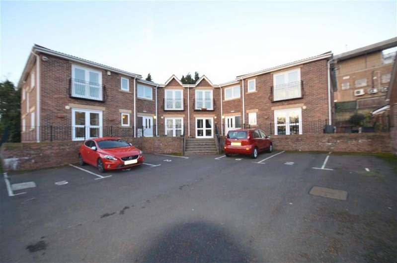 2 Bedrooms Flat for sale in Low Fell