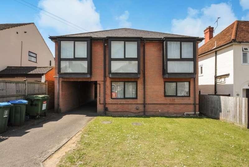 1 Bedroom Flat for sale in Mandeville Road, Aylesbury, HP21