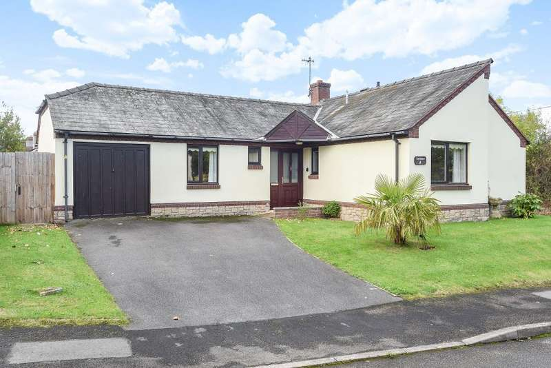 3 Bedrooms Detached Bungalow for sale in Hay on Wye 5 miles, Three Cocks, LD3