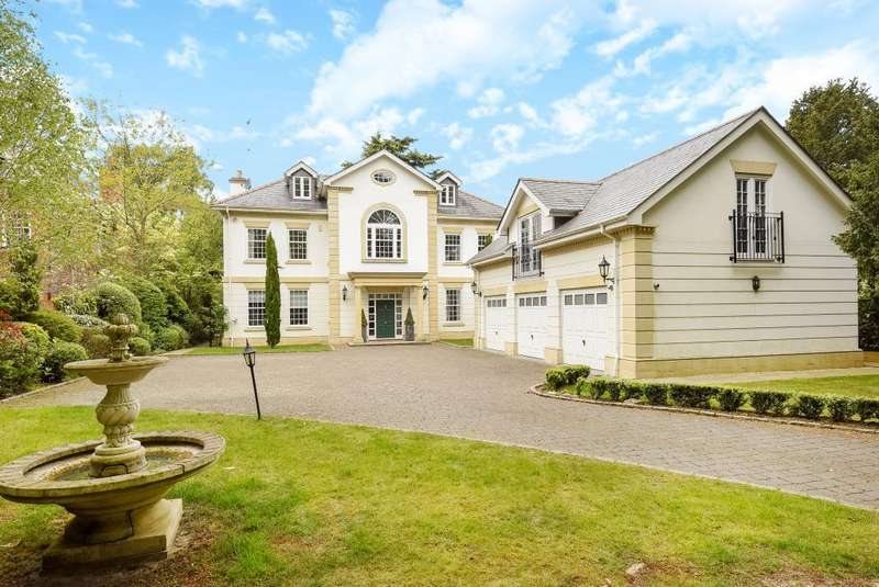 8 Bedrooms Detached House for sale in Friary Road, Ascot, SL5