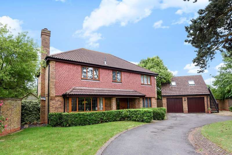 4 Bedrooms Detached House for sale in North Abingdon, Oxfordshire OX14, OX14