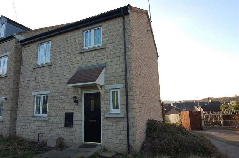 2 Bedrooms Detached House for sale in Cemetery Road, Jump, BARNSLEY, South Yorkshire
