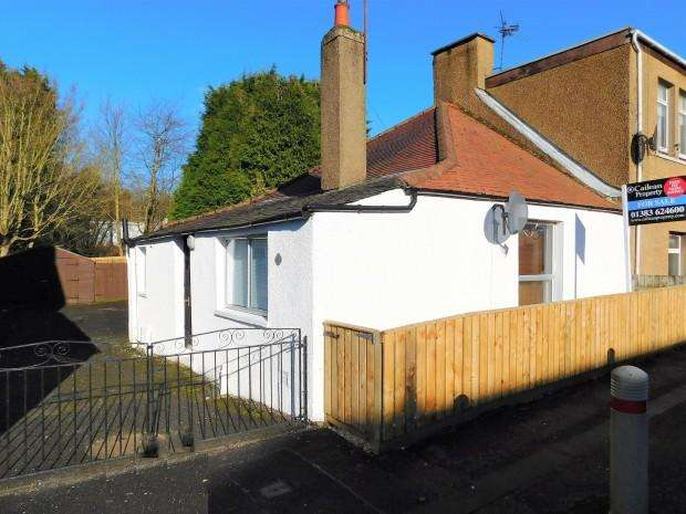 1 Bedroom Semi Detached House for sale in Ross Cottage Main Street, Halbeath, Dunfermline, KY11