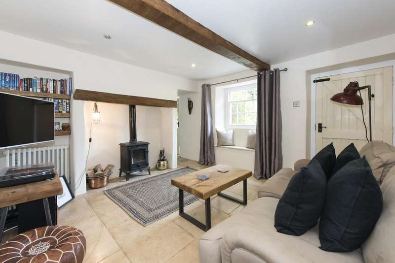 2 Bedrooms Cottage House for sale in Swerford, Oxfordshire, OX7