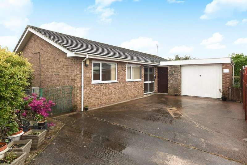 3 Bedrooms Detached Bungalow for rent in Lugwardine, Hereford, HR1