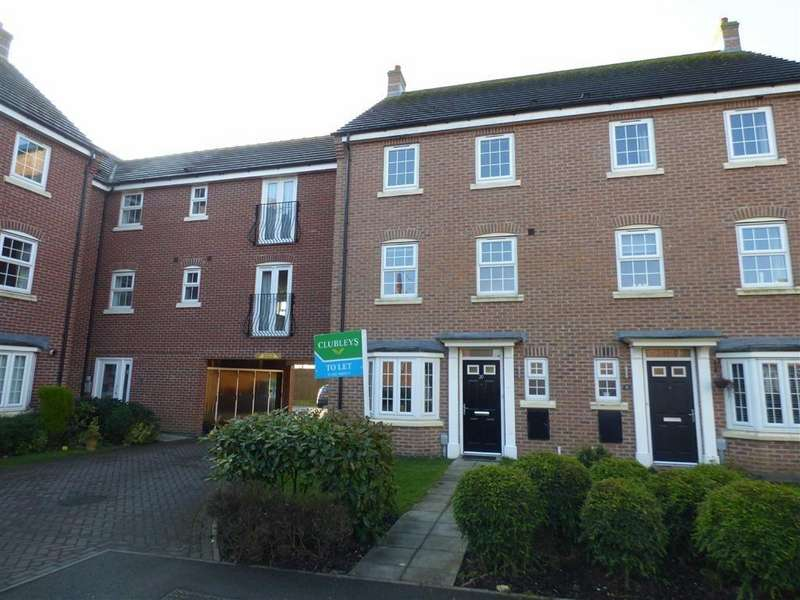 4 Bedrooms Town House for rent in Pickering Grange, Brough