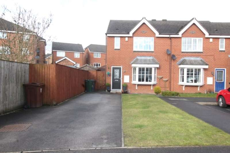 3 Bedrooms Property for sale in Lime Vale Way, Bradford, BD6