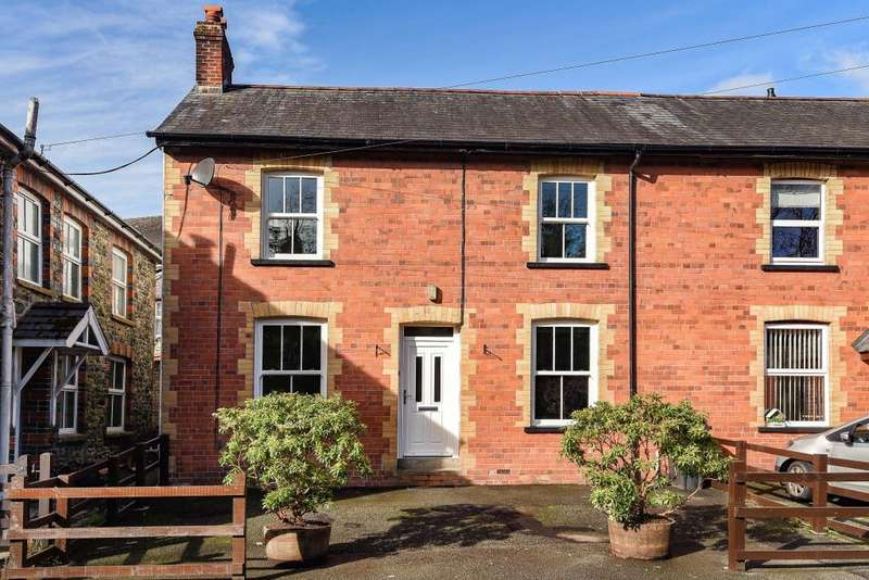 3 Bedrooms Cottage House for sale in Riverside, Llanwrtyd Wells, LD5