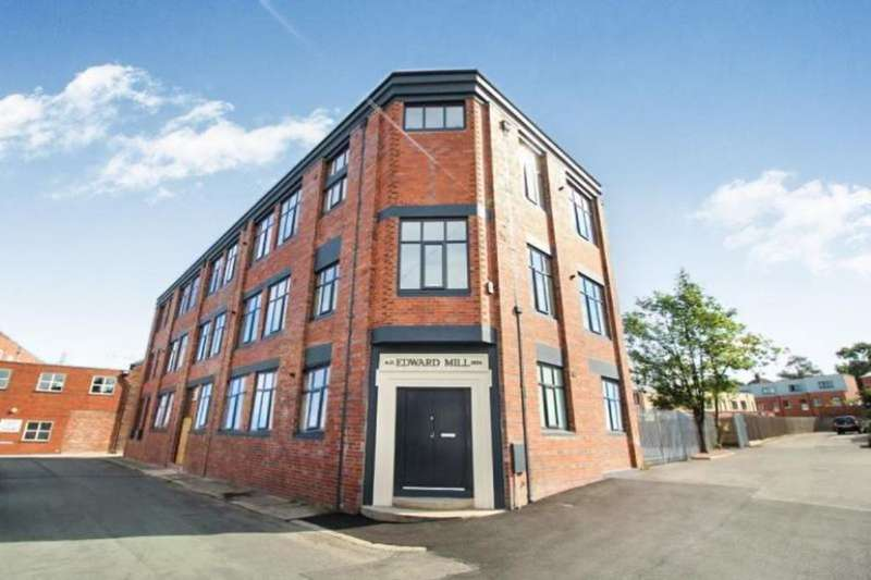 2 Bedrooms Flat for rent in Hatter Street, Congleton, CW12