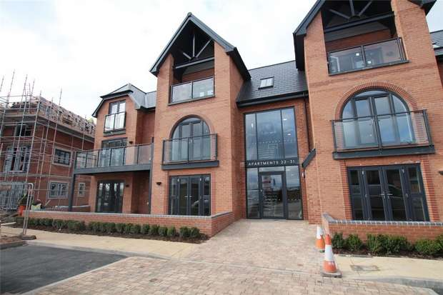 Flat for rent in Lakeside, Barton Marina, Barton under Needwood
