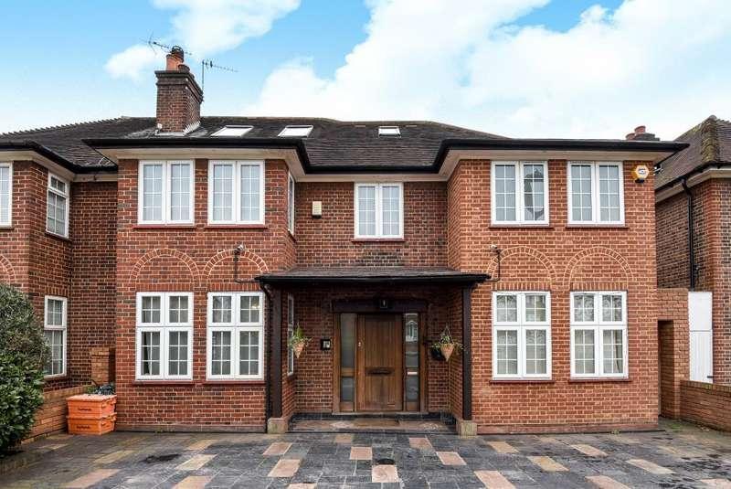 5 Bedrooms House for sale in Edgwarebury Lane, Edgware, HA8