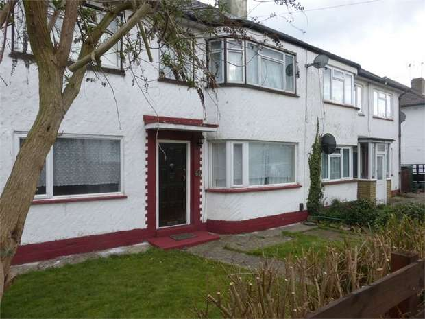 2 Bedrooms Maisonette Flat for sale in Redesdale Gardens, Isleworth, Middlesex