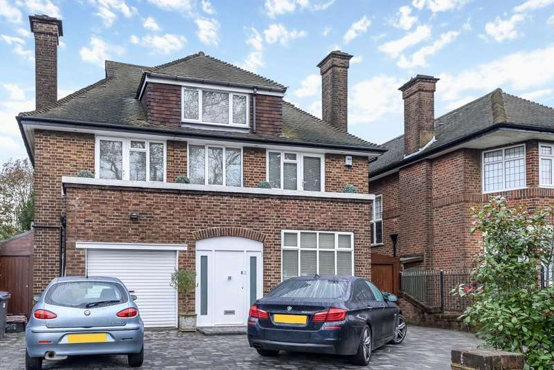 5 Bedrooms Detached House for sale in Barnet, Herts, EN5