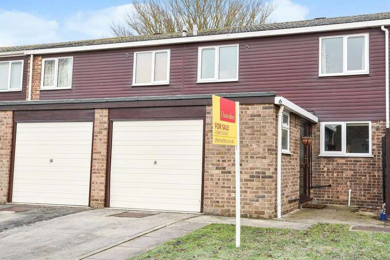 3 Bedrooms House for sale in Rawson Close, Upper Wolvercote, North Oxford, OX2