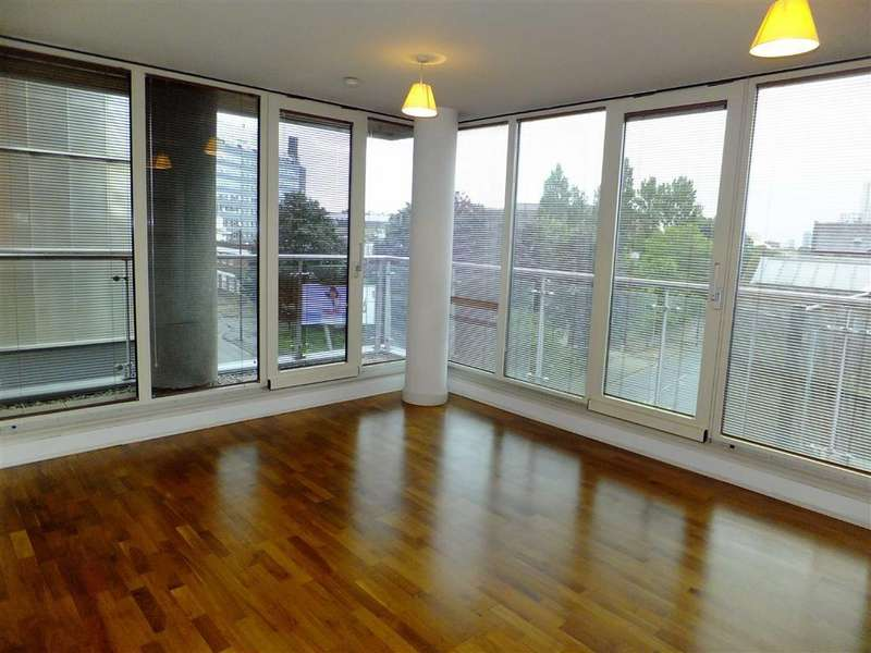 2 Bedrooms Flat for sale in 18 Leftbank, Spinningfields, Manchester