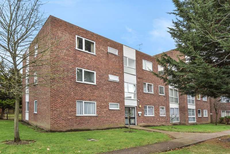 2 Bedrooms Flat for sale in Tasman Court, Sunbury-On-Thames, TW16