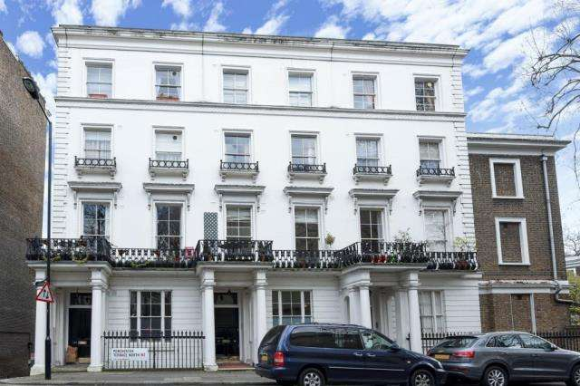 1 Bedroom Flat for sale in Porchester Terrace North, W2, W2