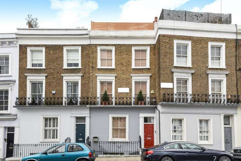 2 Bedrooms Flat for sale in Penzance Place, W11, W11