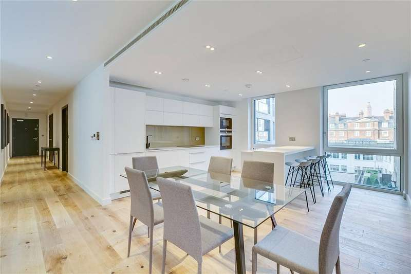 3 Bedrooms Flat for rent in Ashley House, 3 Monck Street, London