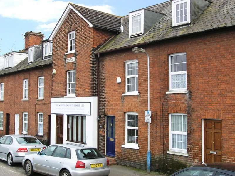 3 Bedrooms Terraced House for sale in Priory Road, Tonbridge, Kent, TN9