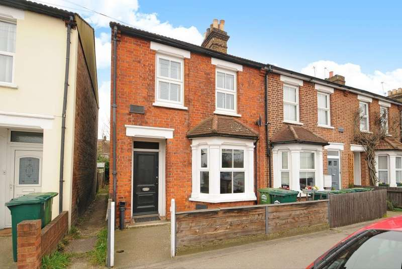 2 Bedrooms House for rent in Staines Road West, Sunbury-on-Thames, TW16