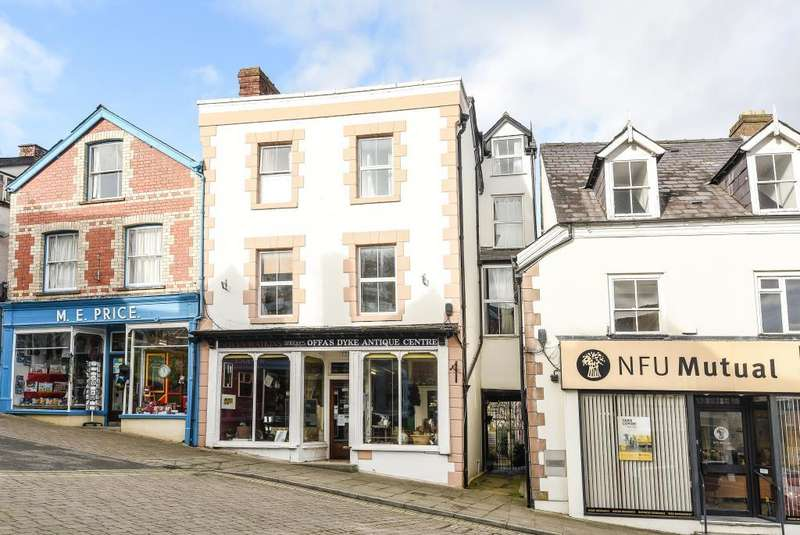 6 Bedrooms Maisonette Flat for sale in Knighton, Powys, LD7