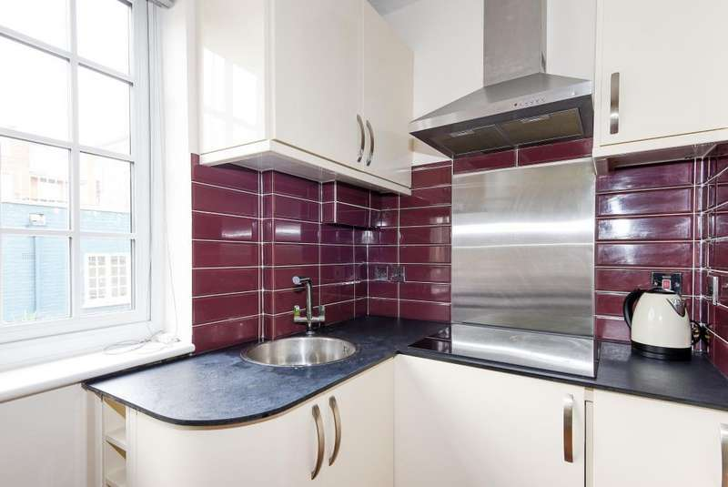 1 Bedroom Flat for sale in Cedric Chambers, St Johns Wood,, NW8