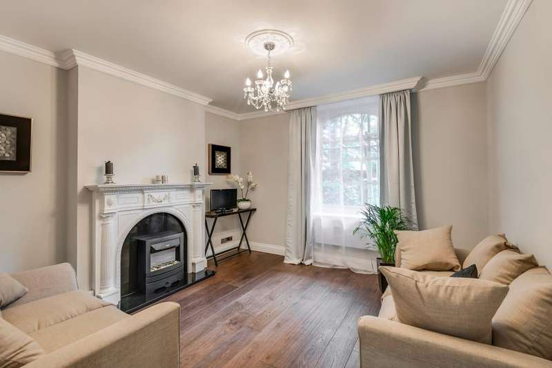 2 Bedrooms Flat for sale in St Johns Wood, West London, NW8