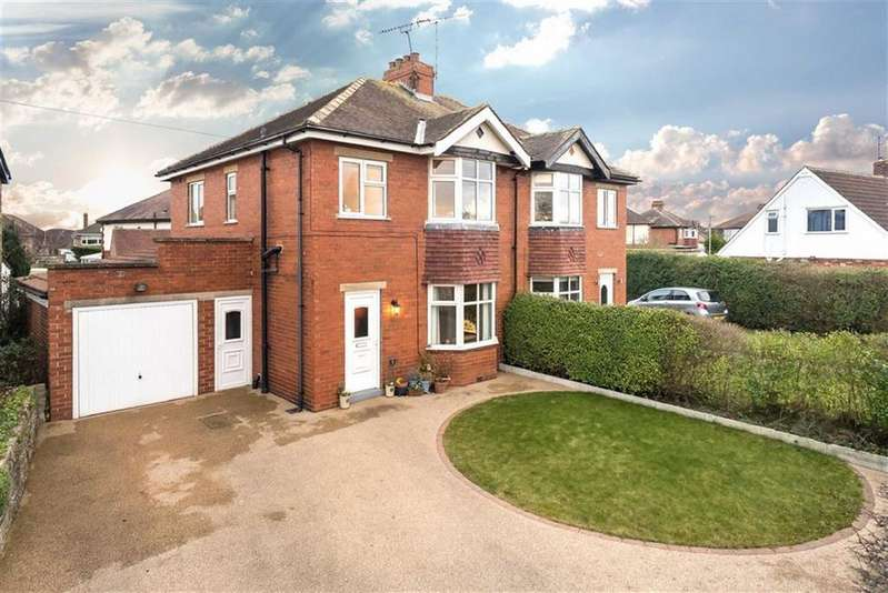 3 Bedrooms Semi Detached House for sale in South View, Wetherby, LS22