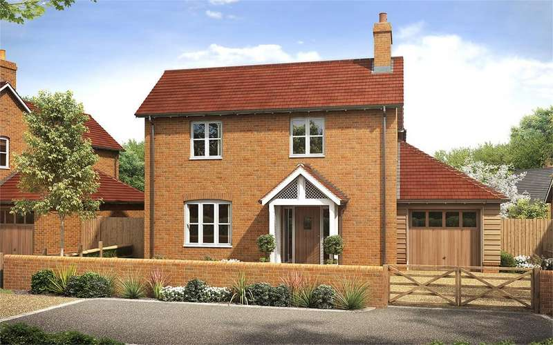 4 Bedrooms Detached House for sale in The Hideaway, Sciviers Lane, Upham, Southampton SO32