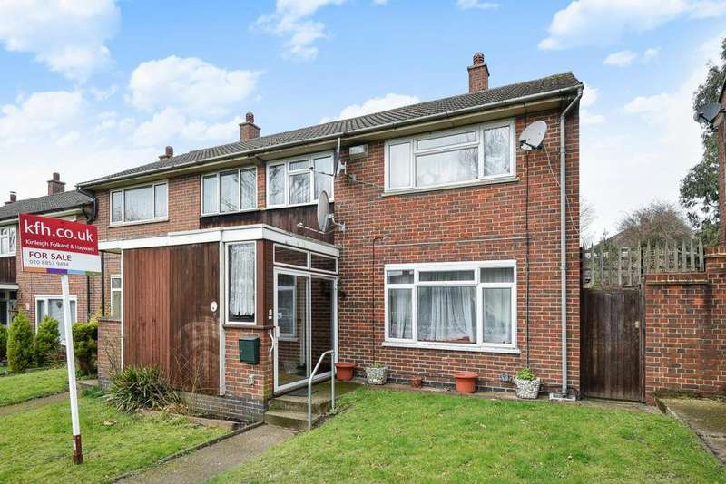 3 Bedrooms End Of Terrace House for sale in Well Hall Road, Eltham