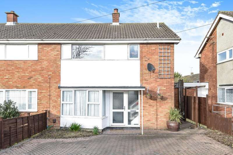 3 Bedrooms House for sale in Elmhurst, Aylesbury, HP20