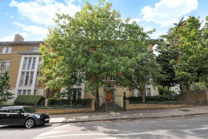 2 Bedrooms Flat for sale in Marlborough Hill, St Johns Wood, NW8, NW8