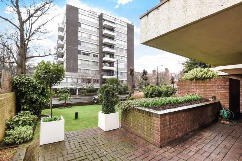3 Bedrooms Flat for sale in Avenue Road, St Johns Wood, NW8, NW8