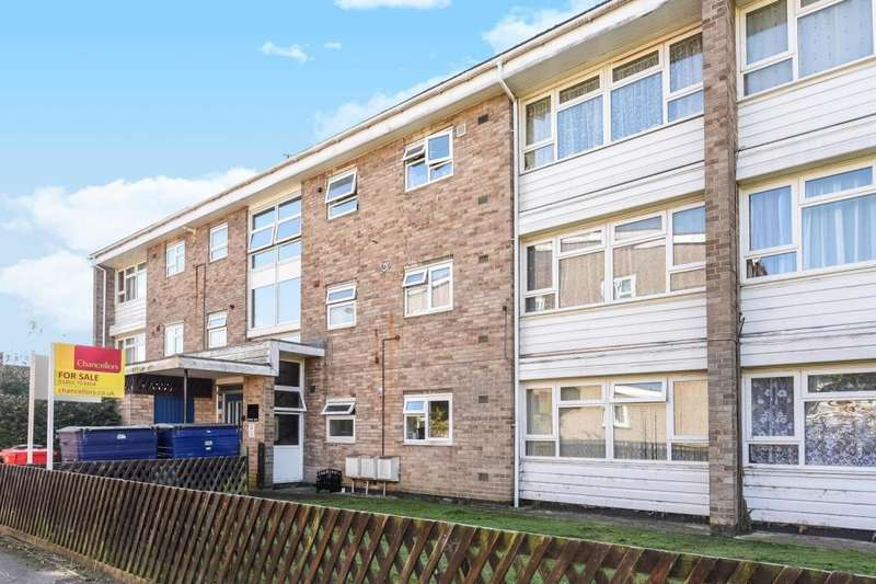 2 Bedrooms Flat for sale in Headington, Oxford, OX3