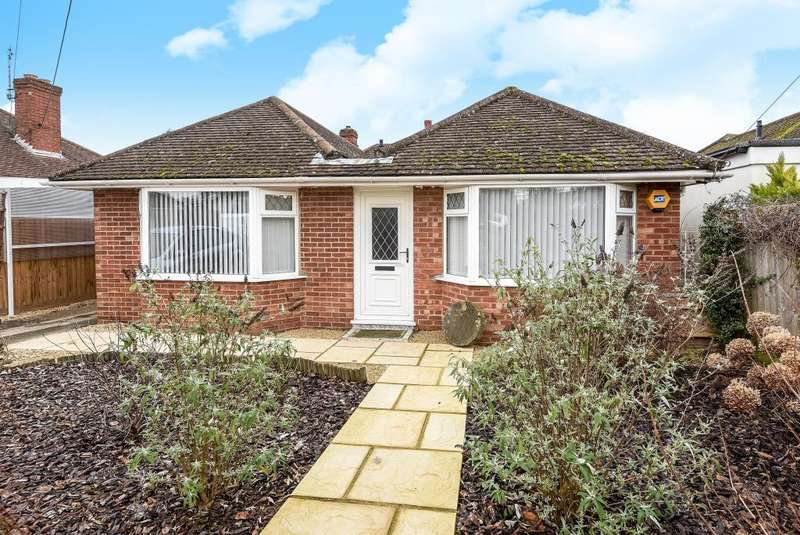 3 Bedrooms Detached Bungalow for sale in Kennington, Oxford, OX1