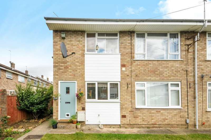 2 Bedrooms Maisonette Flat for sale in South Side, Aylesbury, HP21