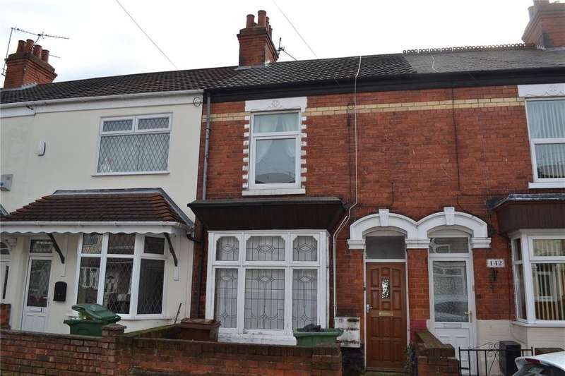 3 Bedrooms Terraced House for rent in Columbia Road, Grimsby, North East Lincolnshire, DN32