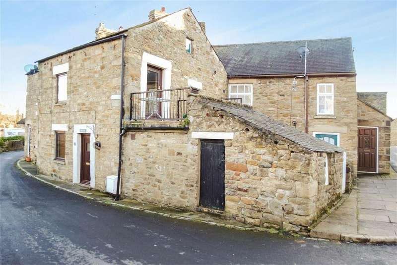 1 Bedroom Terraced House for sale in Silver Street, Wolsingham, Bishop Auckland, County Durham