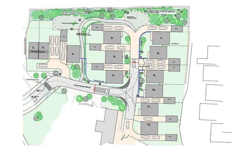 Residential Development Commercial for sale in Development Land off Chestnut Drive, Caldicot